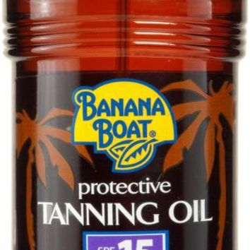 Protective Tanning Oil