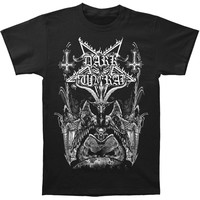Dark Funeral Men's  Baphomet T-shirt Black