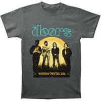 Doors Men's  Waiting For The Sun T-shirt Grey