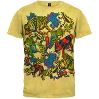 Frog College - T-Shirt