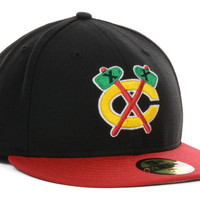 Chicago Blackhawks NHL Basic 59FIFTY Cap