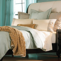 The Well Dressed Bed Metropolitan Bedding By The Well Dressed Bed, Comforters, Comforter Sets, Duvets, Bedspread, Quilts, Sheets & Pillows: The Home Decorating Company