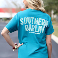 Southern Darlin' - Southern Words Tee