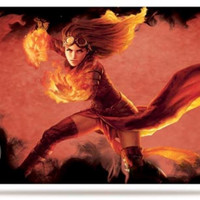 Magic The Gathering Play Mat Mana 4 - Chandra