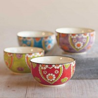 Winter Garden Plate and Bowl Sets - VivaTerra