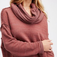 Free People Lazy Day Pullover