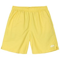 Stock Watershort in Yellow