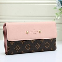 Women Fashion Leather Purse Wallet