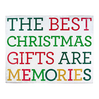About Face Designs The Best Christmas Gifts Wood Plaque | zulily
