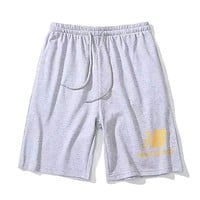 New Balance New fashion letter print couple shorts