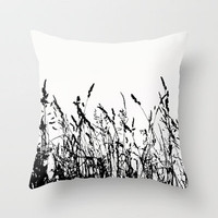 whispers of summer Throw Pillow by ingz | Society6