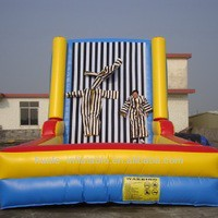 Source Hot Selling Extreme Inflatable Sticky Wall /Giant Sport Games on m.alibaba.com
