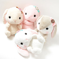 Pote Usa Loppy Sugar Rabbit Plush Collection (Big)