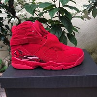 "Air Jordan 8 Retro ""Valentine's Day"" - Best Deal Online"