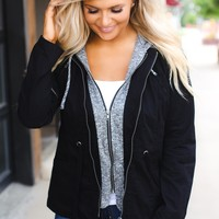 Exciting Adventures Jacket (Black)