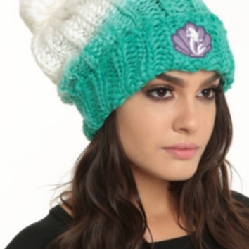 Disney The Little Mermaid Ariel Pom Beanie