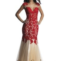 Dave and Johnny 10004 | Dresses for Prom | Prom Dresses 2014 | Prom Dresses | Homecoming Dresses | GownGarden.com