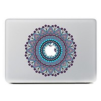 """iCasso Pattern Removable Vinyl Decal Sticker Skin for Apple Macbook Pro Air Mac 13"""" inch / Unibody 13 Inch Laptop #6"""
