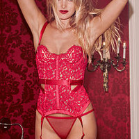 Sexy Red Lingerie - Victoria's Secret