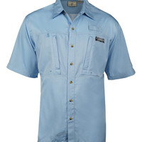 Men's Pierpoint S/S UV Vented Fishing Shirt