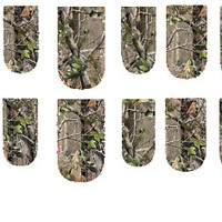 Full Camo Nail decals