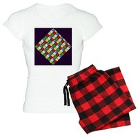 Five Elements Tiled Pajamas> Five Element Theory> Jan4insight Designs