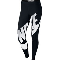 Nike Women's Leg-A-See Exploded Graphic Tights