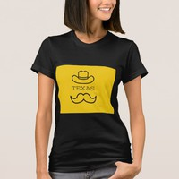 Texas in Yellow 2 T-Shirt