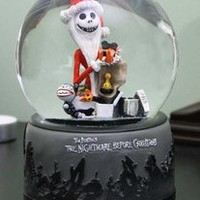 """NECA Nightmare Before Christmas """"Jack With Open Presents"""" Waterball"""