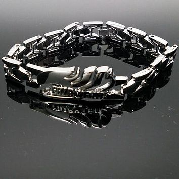 Jewelry Inspired by Fairy Tail Naruto Uzumaki Anime Cosplay Accessories Bracelet Alloy Men's New / Hot 855