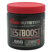 Prime Nutrition Performance Series TestBoost, 30 Servings