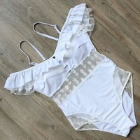 Honey Bell One Piece Swim Suit