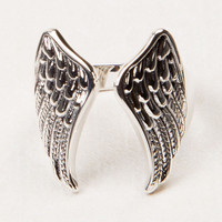 Double Wings Ring