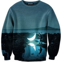 Moonglow Lake Crewneck