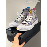 Batman x Chinatown Market x CONVERSE cheap mens and womens Fashion Canvas Flats Sneakers Sport Shoes