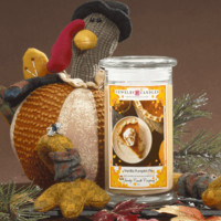Vanilla Pumpkin Pie Jewelry Candle