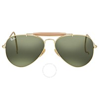 Original Ray Ban Outdoorsman Aviator Sunglasses
