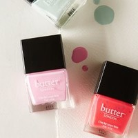 butter LONDON Summer Loving Trio by Anthropologie Multi One