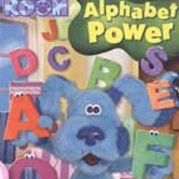 Blue'S Clues: Alphabet Powe