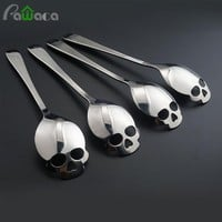 Halloween Skull Spoon