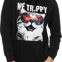 A-Lab We Trippy Kitty Hoodie