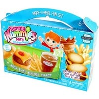 Yummy Nummies Deluxe Set, Hamburger - Walmart.com