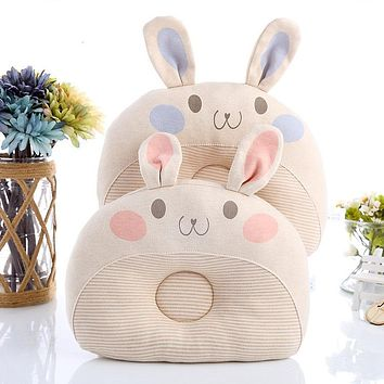 Infant Correction Head-Shaped Sleeping Pillow, Anti-Eccentric Head Pillow, Baby Shaping Pillow, Fixed Newborn Headrest 0-1 Years Old