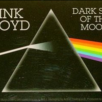 Pink Floyd - The Dark Side of the Moon - Sticker