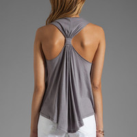 Bobi Lightweight Jersey Swing Tank in Pavement from REVOLVEclothing.com