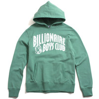 BB Arch Pullover Hoody Malachite Green