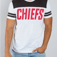 Junk Food Clothing - NFL Kansas City Chiefs Tee - NFL - Collections - Mens