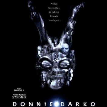 Donnie Darko (Spanish) 11x17 Movie Poster (2001)