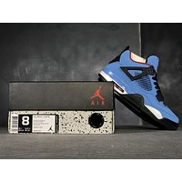 Air Jordan 4 x Travis Scott Cactus AJ4 308497-406