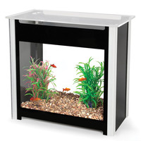 The Minimal Maintenance Aquarium - Hammacher Schlemmer
